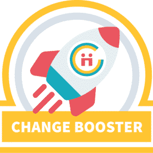 Become a Change Booster