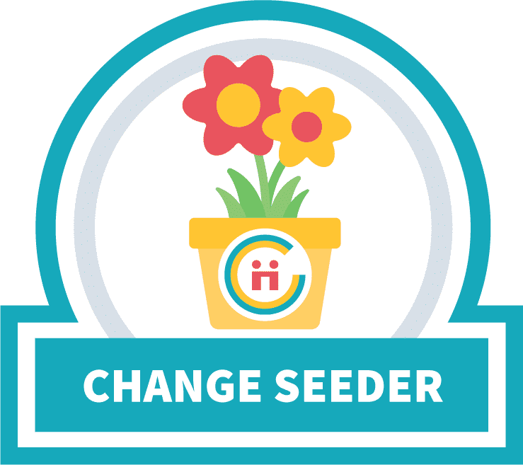 Become a Change Seeder