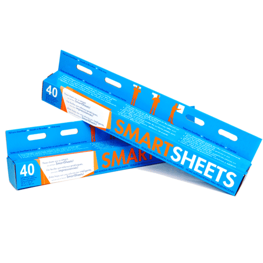 Smart Sheets Reusable Flip Chart Paper